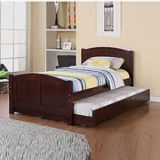 Trundle Bed With Bookcase Headboard Kids U0027 Beds Kids U0027 Bunk Beds Sears