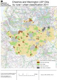 Manchester England Map by Local Enterprise Partnership Detailed Rural Urban Maps Census