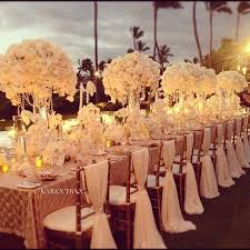 wedding table decor luxury arrangements for your wedding table decoration