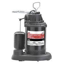 Pedestal Or Submersible Sump Pump Sump Pumps And Submersible Pumps At Ace Hardware