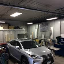 lexus body shop strain u0027s body shop u0026 auto mechanical repair in byron mn 507