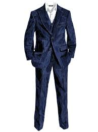 the fine wale suit jacket