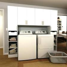 Laundry Room Cabinet Height Laundry Room Wall Cabinets How To Install Wall Cabinets Above A