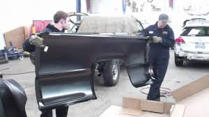 Ford Ranger Lmc Truck - evergreen autoworks pick up truck bedside replacement youtube
