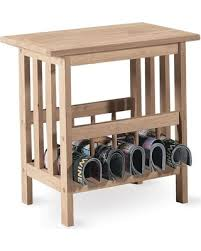 mission style end tables don t miss this deal mission style end table w magazine rack
