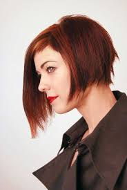 european hairstyles for women 15 best french bob hairstyles 6 red colored asymmetrical french