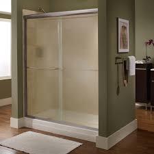 euro frameless sliding shower doors american standard
