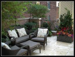 Asian Patio Furniture by Landscape Design Asian Inspired Patio Design And Garden Decor
