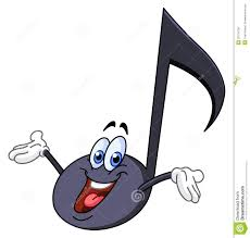singing emoji music note cartoon royalty free stock images image 20778739