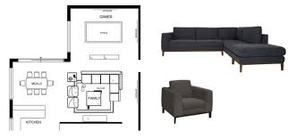 floor plan couch top 4 tips on how to select the perfect sofa designerish