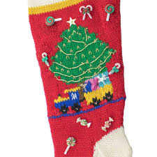 candyland express christmas stocking kit 7001k