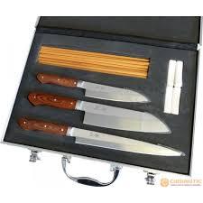 coffret de couteaux de cuisine coffret couteaux japonais couteau à sushi et couteaux de cuisine