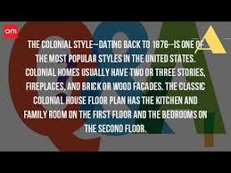 what is a colonial house what is a colonial house youtube