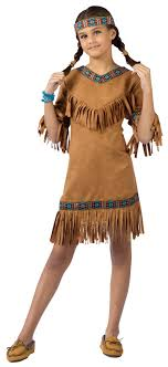 american indian costume projects to try