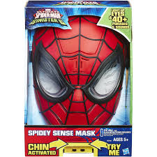 ultimate spider man sinister six spidey sense mask walmart com