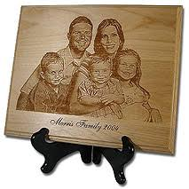 wood gifts personalized photo gifts by laserengravedmemories