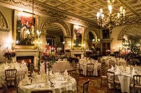 castle dining room wedding at belvoir castle susan u0026 andrew