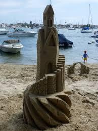 sand castle photos balboa island photos