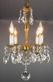 petite chandelier 12 best antique french brass chandeliers images on pinterest