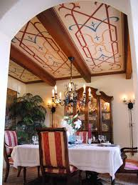 Popular Dining Room Paint Colors Simple 70 Mediterranean Dining Room Design Design Ideas Of