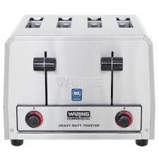 8 Slot Toaster Waring Wct800 Heavy Duty 4 Slice Commercial Toaster 2200w