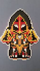27 best wow images on pinterest pearler beads pixel art and