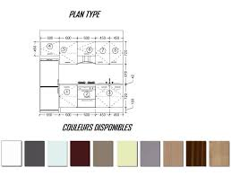 mesures en cuisine meuble de cuisine sur mesure idées de décoration intérieure