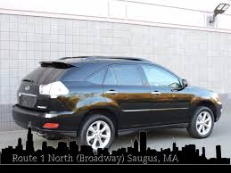 used lexus rx 350 with navigation used 2009 lexus rx 350 at auto house usa saugus