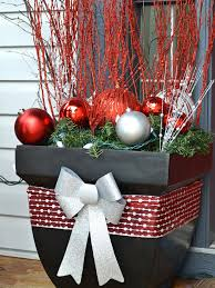 Hgtv Christmas Decorating by Festive Front Porch Hgtv