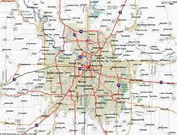 missouri map cities kansas mo map holidaymapq
