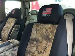 Ford F250 Truck Seat Covers - 2003 2006 chevy gmc seat covers covers u0026 camo
