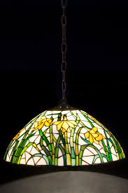 sale only one piece stained glass lamp bedside lamp table lamp