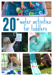 For Toddlers Toddler Approved 20 Outdoor Water Activities For Toddlers