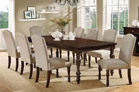 10 Chair Dining Table Set Rustic Dining Room Furniture Lends Your Space Aesthetic Beauty And