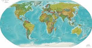 Us World Map by World Maps Sage