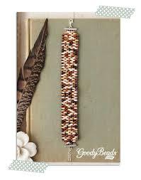 bracelet pattern tutorials images Czech superduo jewelry with pattern tutorial goodybeads blog jpg
