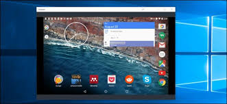 windows for android how to cast your windows or android display to a windows 10 pc