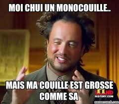 Meme Moi - chui un monocouille