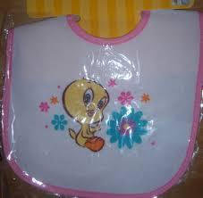 baby looney tunes bib baby bugs bunny baby tweety baby taz