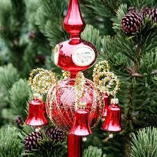 christbaumspitze lauscha uni lauschaer glaskunst