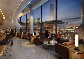 Interior Designers In London by New Images Released Of Foster And Gehry U0027s Battersea Power Station