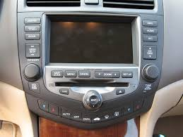 2008 honda accord dash kit 2003 2007 honda accord sedan car audio profile