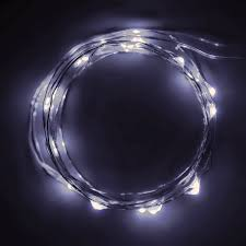 craft and thin string wire led 20