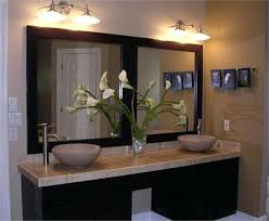 pictures of bathroom vanities and mirrors vanities double vanity mirror ideas double vanity mirrors for