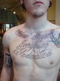 chest quote tattoos for men tattoo sayings wallpaperxy com tattoo design ideas pinterest