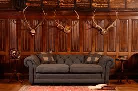 tetrad upholstery harris tweed castlebay petit sofa
