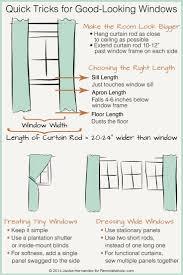 curtains standard lengths and widths ideas best 10