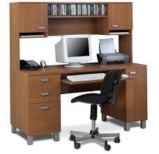 Office Depot L Shaped Desk With Hutch by Furniture Mezmerizing Computer Desk With Hutch For Study Room