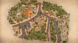 San Diego Zoo Safari Park Map by Koalafornia Dreamin U0027