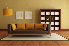 how to use yellow paint with brown leather sofas home guides